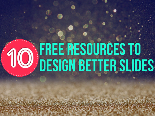 no excuses design slides like a champion - courtoconnell, Powerpoint templates