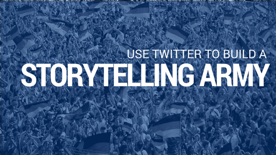 Kander Uses Twitter to Build a Storytelling Army