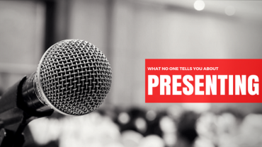 What No One Tells You About Presenting